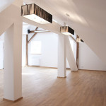 Lounge-Bereich im Seminarraum_Kolgeci Zahntechnik