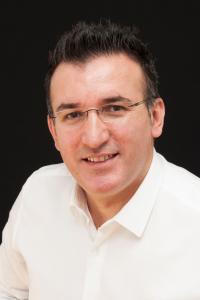 Naser Kolgeci, Geschäftsführer Kolgeci Zahntechnik